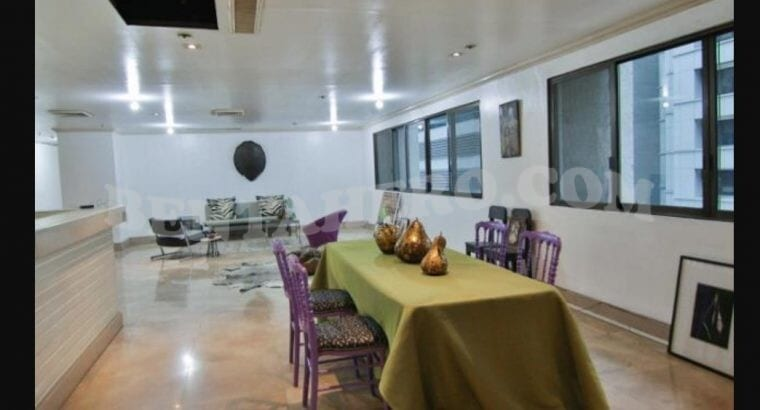 4BR Unit for Sale in Avignon Tower 114 H.V Dela Costa , Makati City