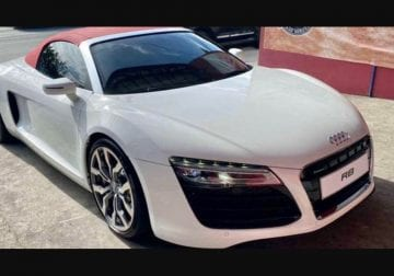 2016 Audi R8 Spyder V8 Limited New Look 1st Gen Full Options Auto