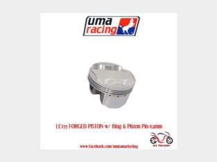 UMA RACING FORGED PISTON KIT FOR UMA SUPER HEAD 62MM