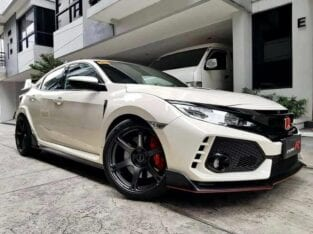 Honda Civic Type R Manual