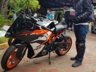 KTM RC 390cc FOR SALE